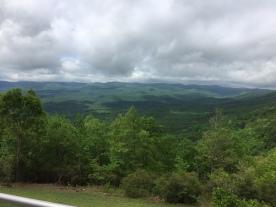 The Chattahoochee Mountains